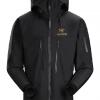 Arc'teryx Alpha SV Jacket Men's, 24K Black