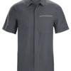 Arc'teryx Skyline Shirt SS Men's, Cinder