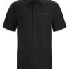 Arc'teryx Skyline Shirt SS Men's, Revised Black