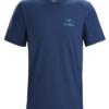 Arc'teryx Emblem T-Shirt SS Men's, Cosmic
