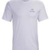 Arc'teryx Emblem T-Shirt SS Men's, White