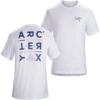 Arc'teryx Component T-Shirt Men's, White