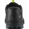 Arc'teryx Norvan VT 2 GTX Shoe Men's, Black/Pulse, Back View