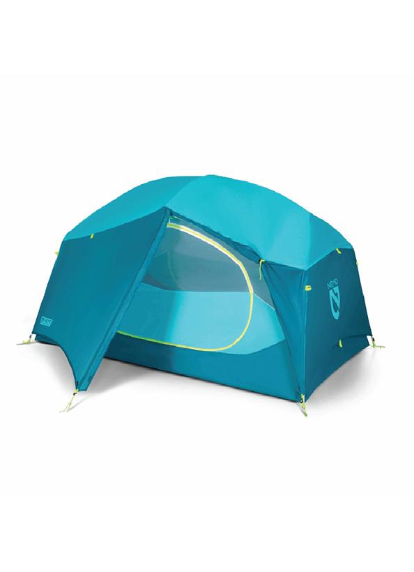NEMO Aurora™ Backpacking Tent & Footprint, 2P, Surge