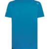 La Sportiva Landscape T-Shirt Men's, Neptune, Back View