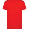 La Sportiva Landscape T-Shirt Men's, Poppy, Back View