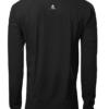 7mesh Compound Shirt LS Men's, Black, Back View