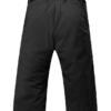 7mesh Glidepath Short Women's, Black, Back View
