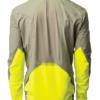 7mesh Rebellion Jacket Hi Vis Men's, Electric Hornet, Back View