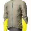 7mesh Rebellion Jacket Hi Vis Men's, Electric Hornet, Side View