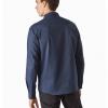 Arc'teryx Lattis Shirt LS Men's, Exosphere, Back View