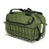 Swift Industries Sugarloaf Basket Bag, Dark Green