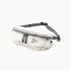 and wander Sil Waist Bag, Off White
