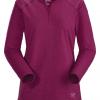 Arc'teryx Kadem Henley T-Shirt LS Women's, Dakini