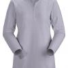 Arc'teryx Kadem Henley T-Shirt LS Women's, Synapse