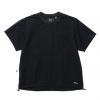 NANGA Air Cloth Tee, Black