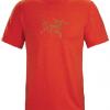 Arc'teryx Cormac Logo Shirt SS Men's, Dynasty