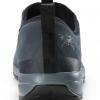 Arc'teryx Acrux SL Leather Approach Shoe Men's, Neptune/Everglade, Back View