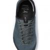 Arc'teryx Acrux SL Leather Approach Shoe Men's, Neptune/Everglade, Top View