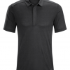 21028-A2B-Polo-Shirt-SS-M-Black-S19 copy