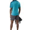 Arc'teryx Motus Comp Shirt SS Men's, Firoza, Back View