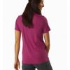 Arc'teryx Bird Emblem T-Shirt Women's, Dakini, Back View
