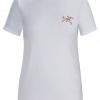 Arc'teryx Bird Emblem T-Shirt Women's, White