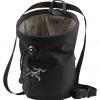 Arc'teryx C80 Chalk Bag, Black