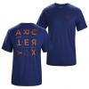 Arc'teryx Component T-Shirt Men's, Hubble Heather