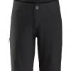 Arc'teryx Creston Short 10.5 Women's, Black