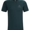 Arc'teryx Emblem T-Shirt Men's, Labyrinth