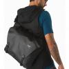 Arc'teryx Granville 16 Courier Bag, Black, Use 1