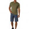 Arc'teryx Kadem Henley SS Shirt Men's, Arbour, Full View