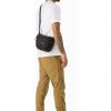 Arc'teryx Maka 2 Waistpack, Black, Back View