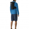 Arc'teryx Norvan 14 Hydration Vest, Black, Back View