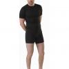 Arc'teryx Phase SL Boxer Short Men's, Black, Front View