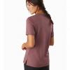 Arc'teryx Remige Shirt SS Women's, Inertia, Back View
