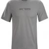 Arc'teryx Remige Word Shirt SS Men's, Cryptochrome