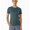 Arc'teryx Tolu Top SS Women's, Astral, Front View