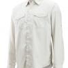 ExOfficio BugsAway Briso LS Shirt Men's, Bone, Angle View