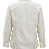 ExOfficio BugsAway Zeta Stripe LS Shirt Women's, Lt Khaki, Back View