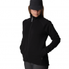 Houdini Power Jacket Women's, True Black, Side View