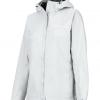 Marmot Minimalist Jacket Women's, Bright Steel, Side View