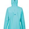 Marmot Minimalist Jacket Women's, Skyrise, Back View