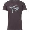 La Sportiva Helmet T-Shirt Men's, Carbon, Front View