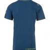 La Sportiva Squared T-Shirt Men's, Opal, Back View