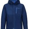 Marmot Minimalist Component Jacket Men's, Arctic Navy/Surf, Front View