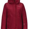 Marmot Minimalist Component Jacket Women's, Claret, Front View