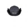 Marmot Precip Safari Hat, Black, Folded