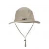 Marmot Simpson Mesh Sun Hat, Light Khaki, Back View
